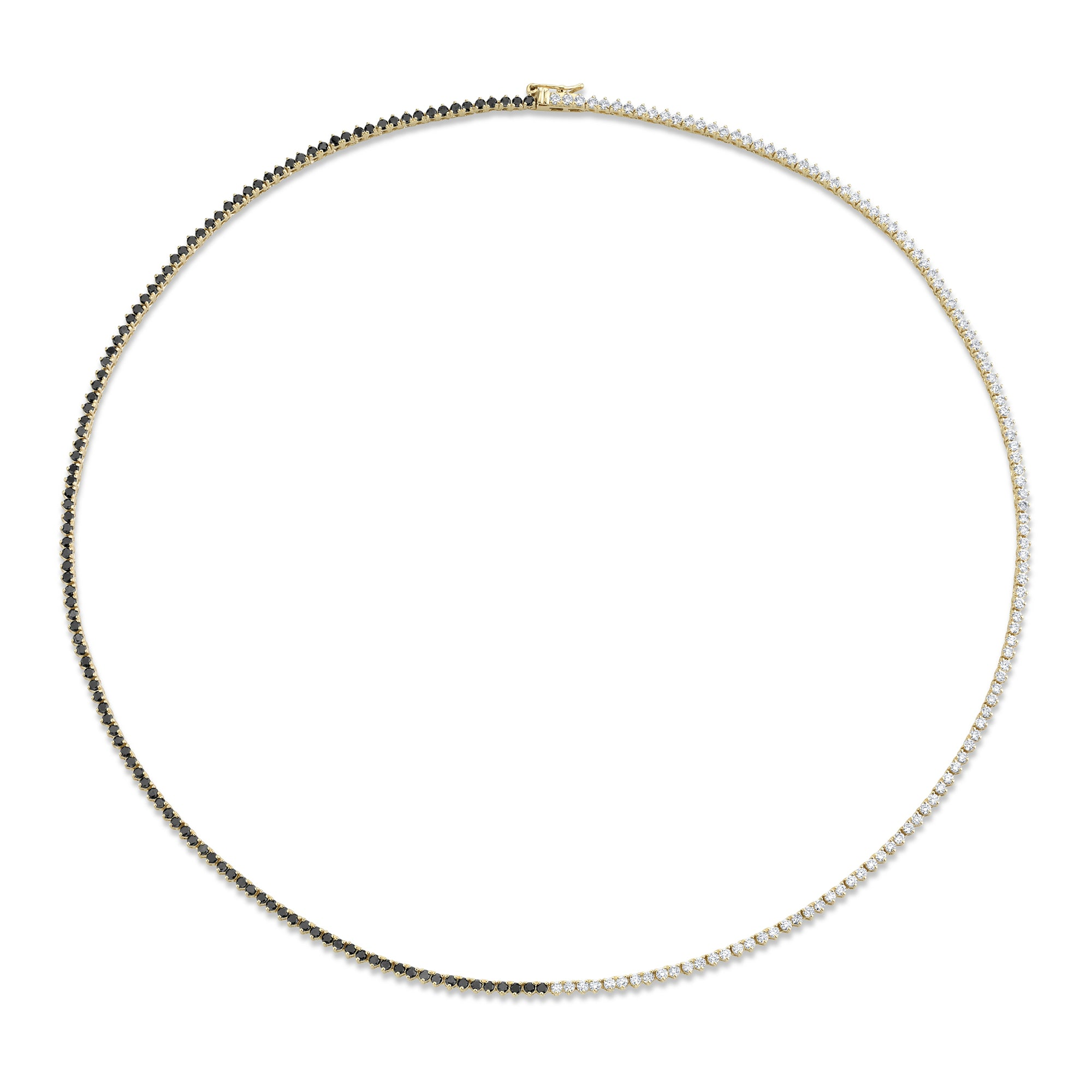 Othello Tennis Necklace