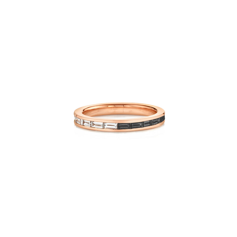 Othello Baguette Eternity Band