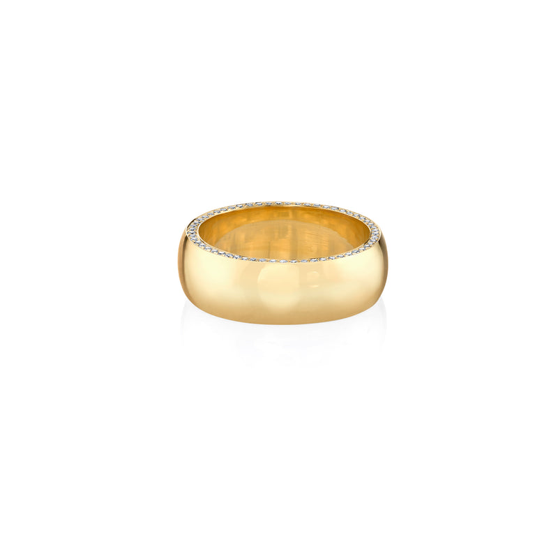 Othello Cigar Band Ring