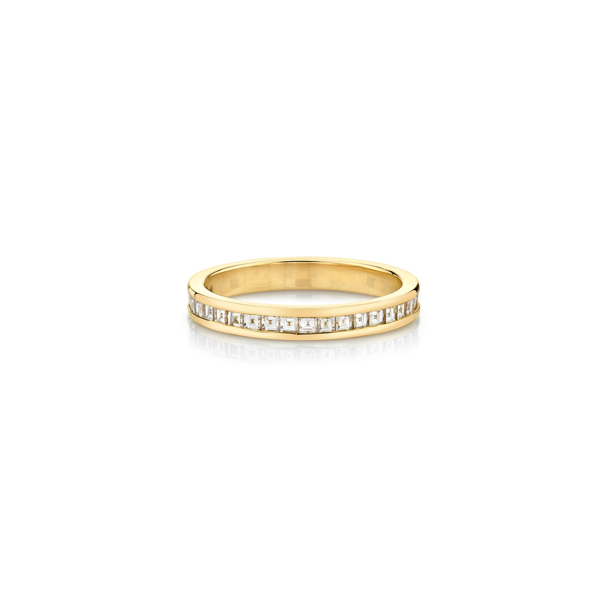Carre Eternity Band