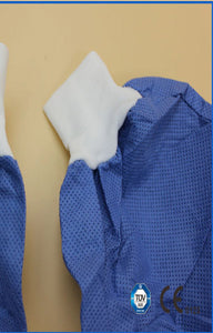 Disposable Gowns Non-woven Tri-Layer SMS (as low as $11.30/gown)