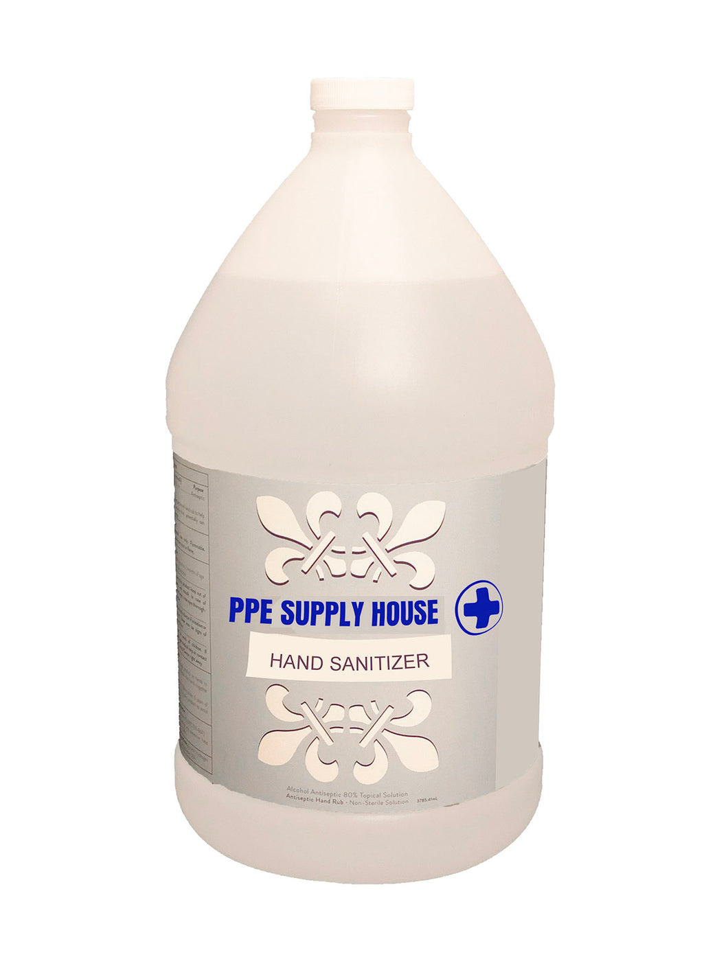 1 GALLON LIQUID HAND SANITIZER  (GALLON BOTTLES)   -  MADE IN USA!