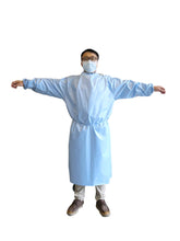 Load image into Gallery viewer, REUSABLE WASHABLE MEDICAL GOWN,  Pongee + TPU