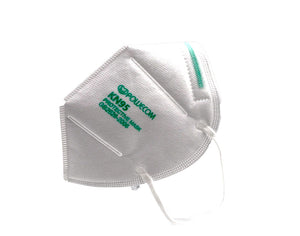 KN95 MASK - POWECOM BRAND (FDA APPROVED LIST)-  1 MASK