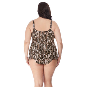ELOMI Fierce Moulded Tankini