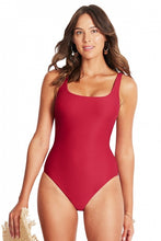 Load image into Gallery viewer, MILEA Mini Rib C/D Tank Maillot