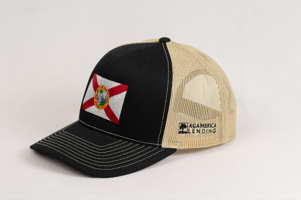 Florida State Flag Hat