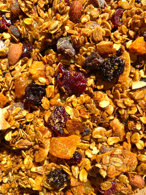 Augie Treats granola