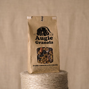 Dark chocolate chunk 20z granola