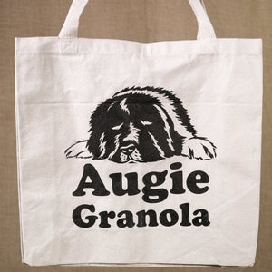 Augie Treats large tote bag