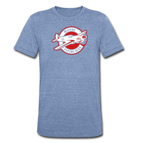 MPLL Red Aces Unisex Triblend T-shirt