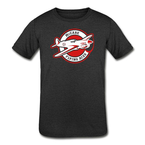 MPLL Red Aces Youth Triblend Short Sleeve