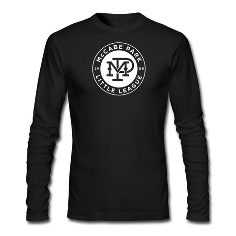 MPLL White Logo Adult Long Sleeve