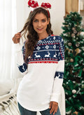 Women Christmas Hoodies Xmas