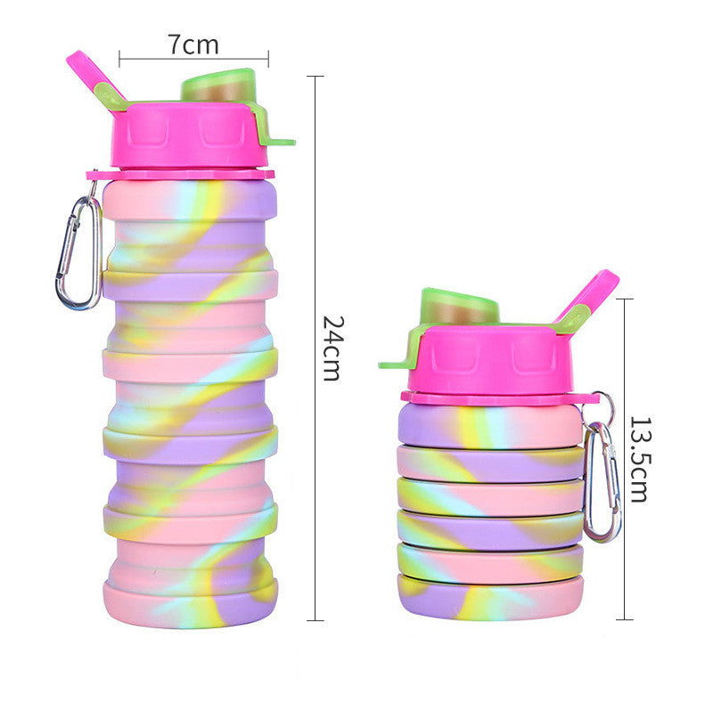 Magical Foldable Water Bottle