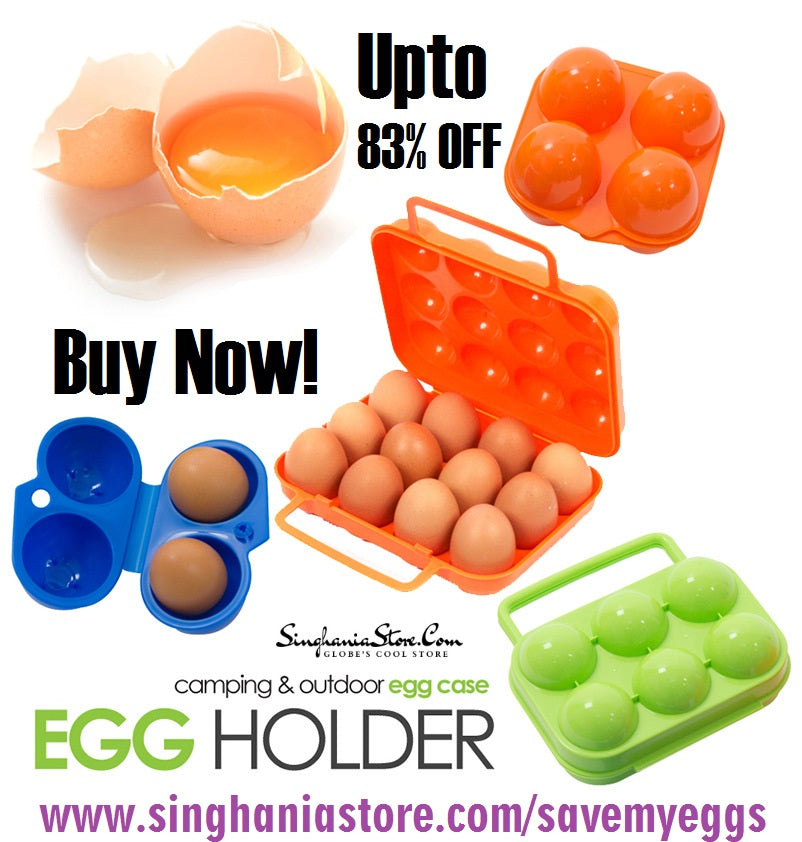 Portable Indoor/Outdoor Egg Container