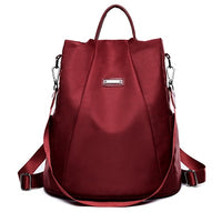 Fashionable Oxford Backpack