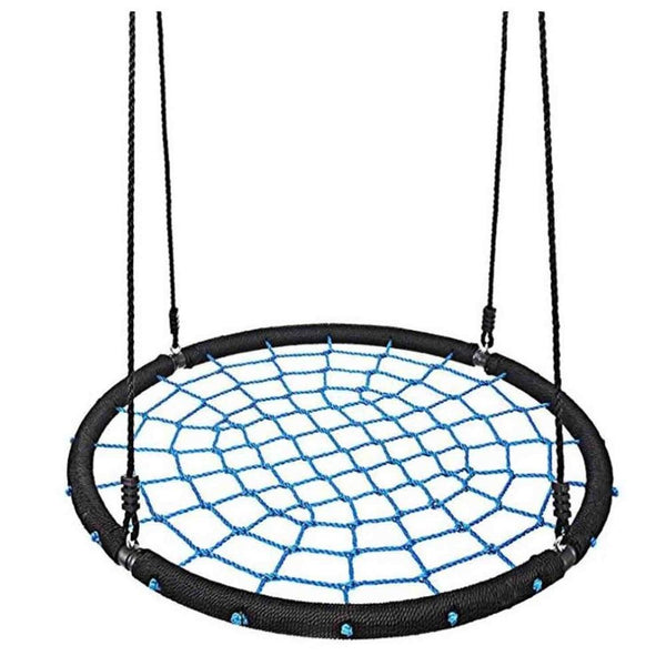 Comfortable Round Hammock for Outdoor Indoor Bedroom Children Swing Bed Hanging Chair