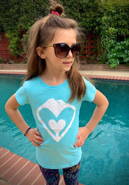 Youth - Kids' LM Heart T-Shirt (more colors)