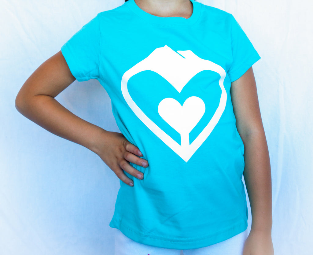 Youth - Toddler LM Heart T-Shirt (more colors)