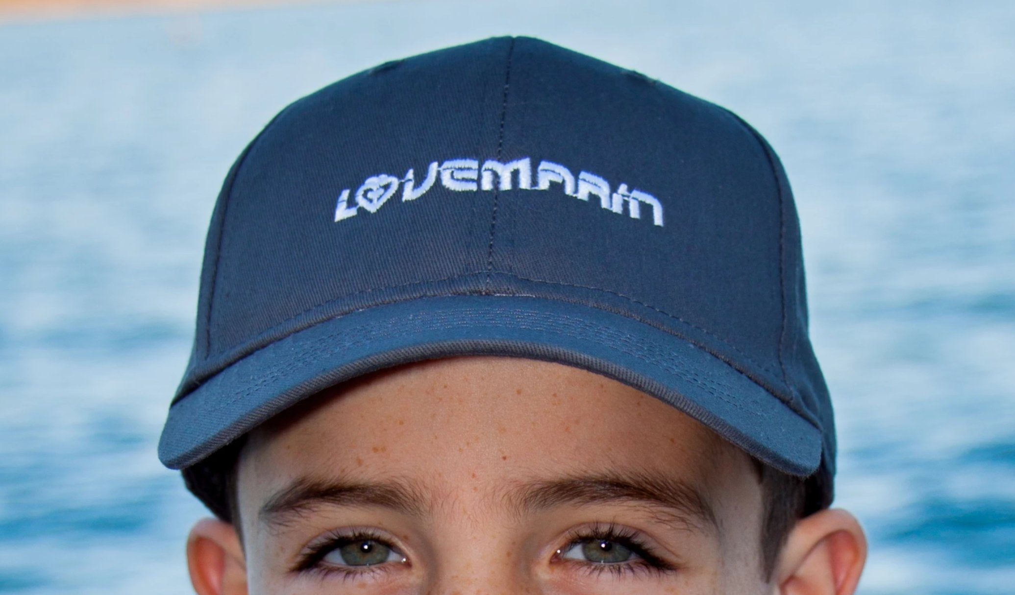 Embroidered Youth Hat (2 styles/4 colors)