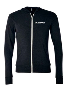 Men's Lightweight Zipper Hoodie