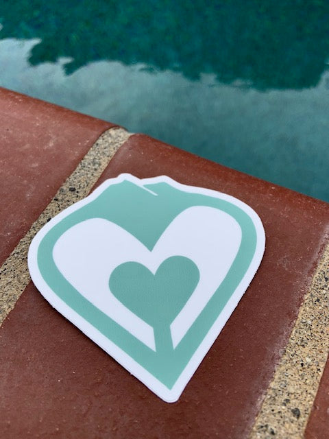 Stickers - Heart Logo (more colors)