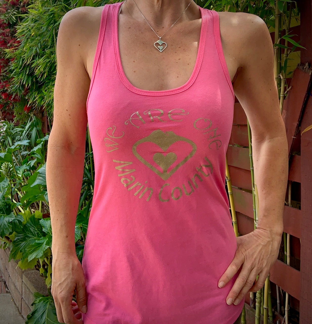 Ladies' We Are One Women's Tank