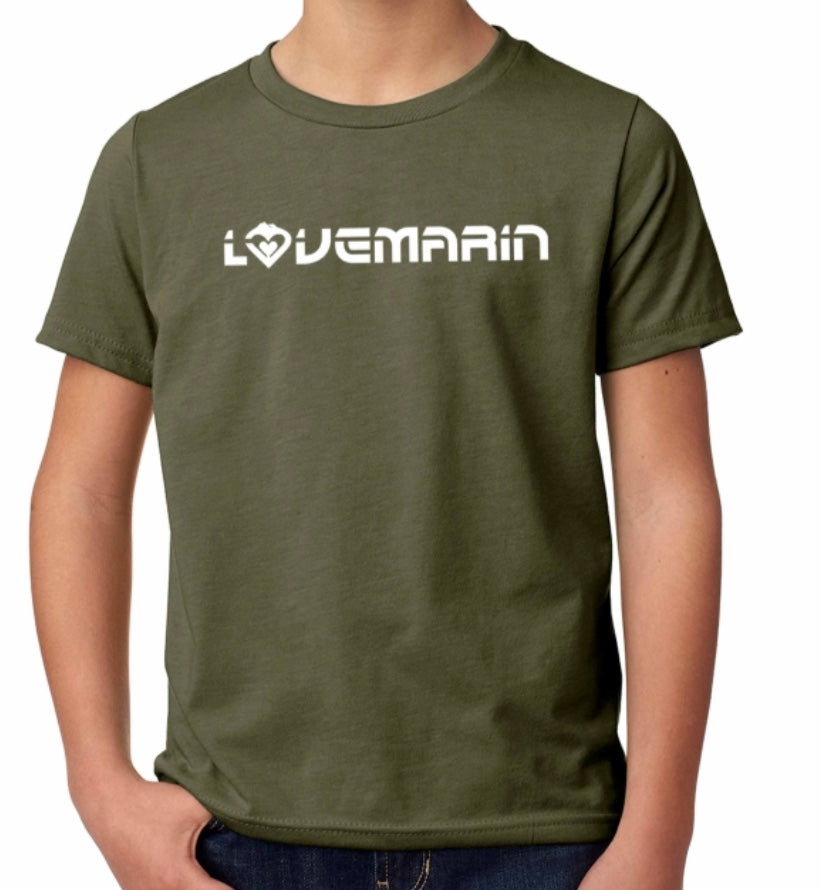 Youth - Kids' LM Logo T-Shirt (more colors)