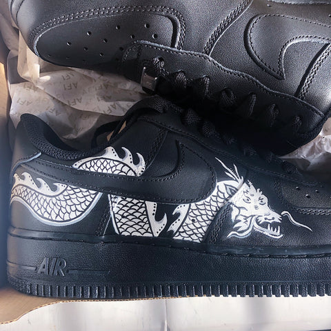 Black Dragon Air Force 1