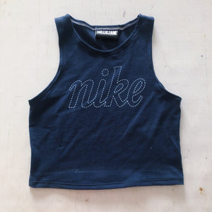 Nike Spell-Out Navy Cami