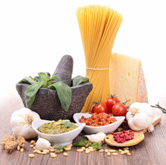 Grains, Pasta & Pasta Sauces