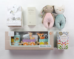 Nursery and More Hamper