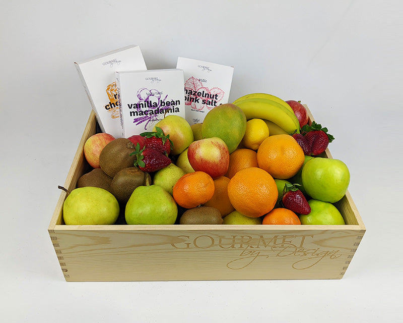 Fruit & Gourmet by Design Confectionery Hamper