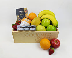 Fruit & Honey Hamper