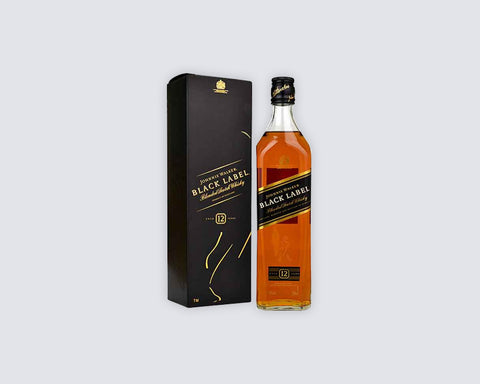 Johnny Walker Black Label Scotch
