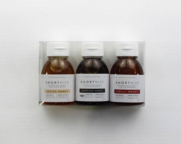 Short Hive Honey PacK