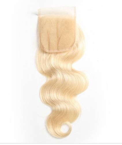 Body Wave Closure - Lavish Intrigue