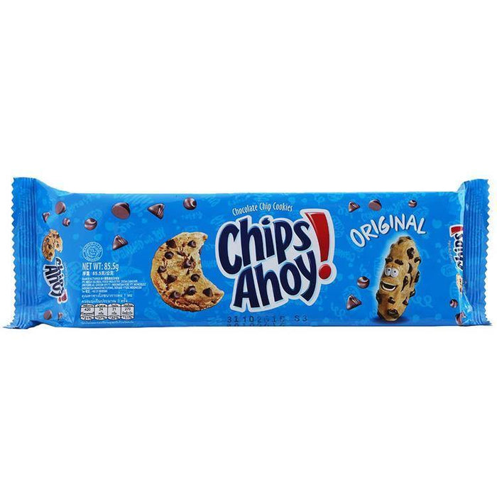 Chips Ahoy Original Chocolate Chip Cookie 85.5G