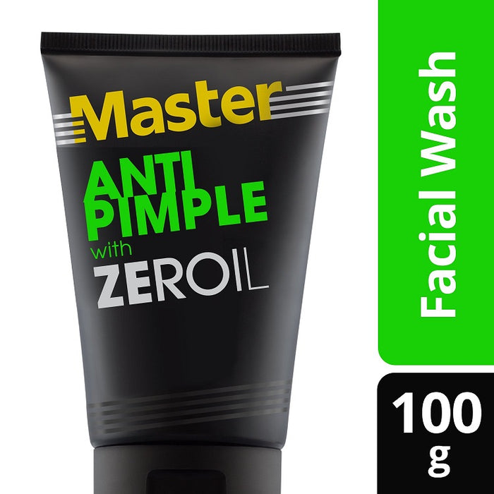 Master Facial Wash Anti Acne 100G