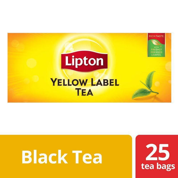 Lipton Yellow Label Tea 2G x 25s