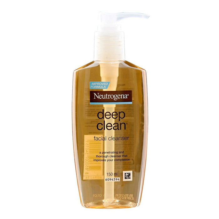 Neutrogena Facial Cleanser Deep Clean 150ML