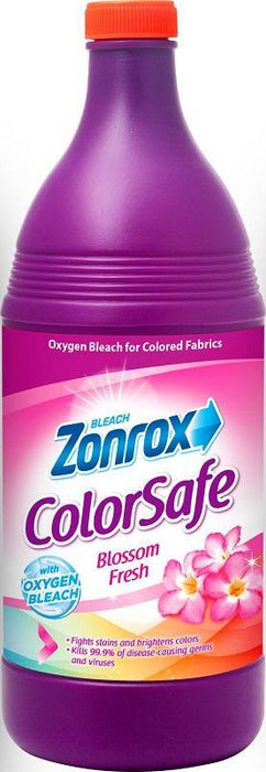 Zonrox Bleach Color Safe 900ML