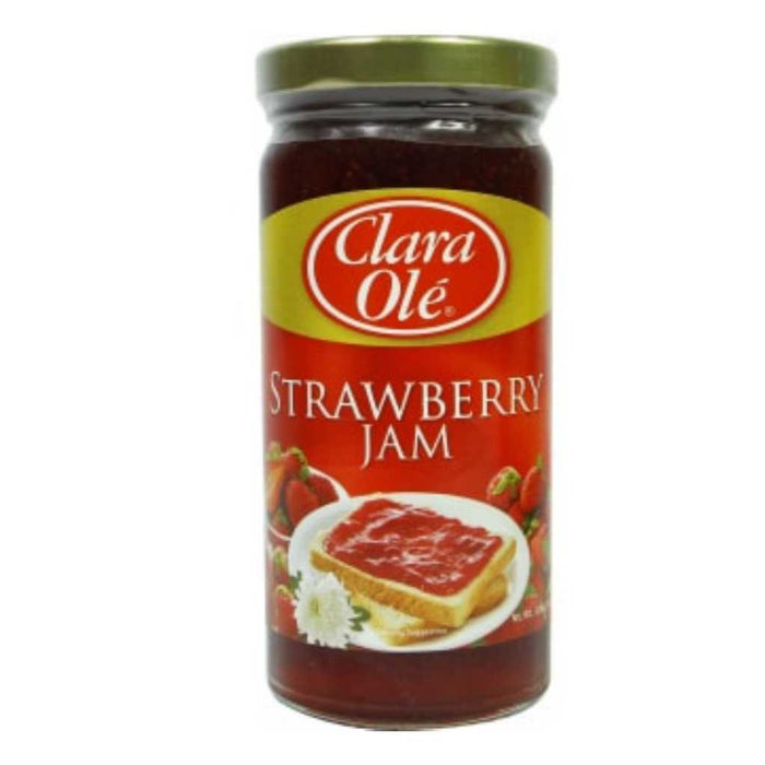 Clara Ole Strawberry Jam 320G