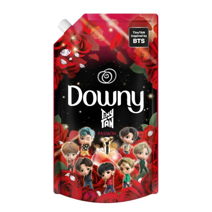 Downy Fabric Conditioner Passion Refill 640ML