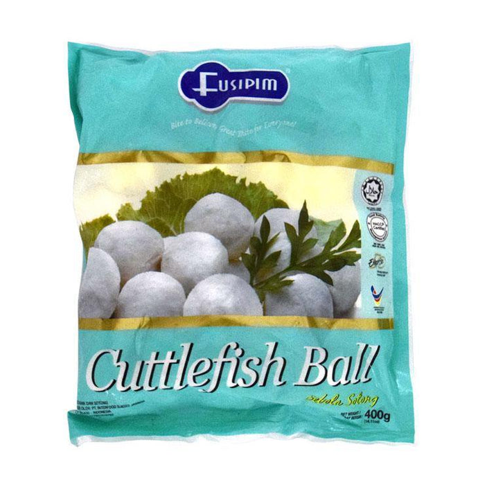 Fusipim Fish Ball Cuttle 400G