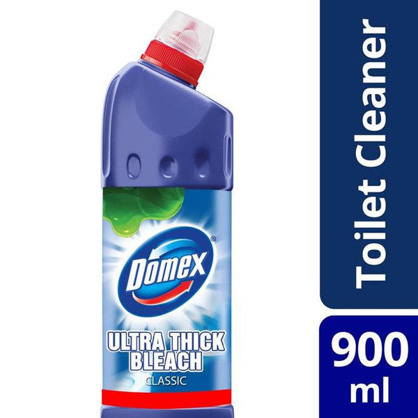 Domex Toilet Cleaner Ultra Thick Bleach Classic 900ML