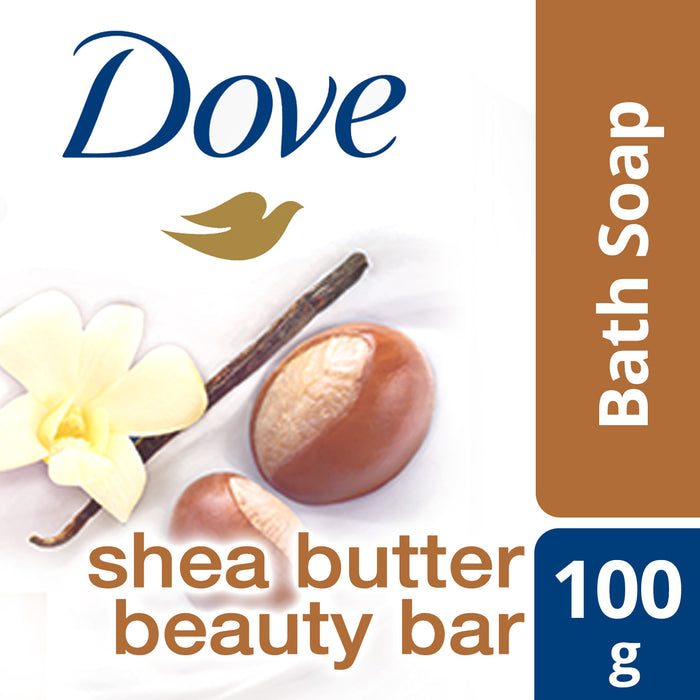 Dove Body Soap Shea Butter 100G