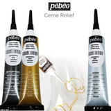 Delineador Vitral Pasta Relieve Pebeo 20ml
