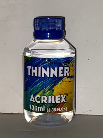 THINNER ACRILEX 100ML
